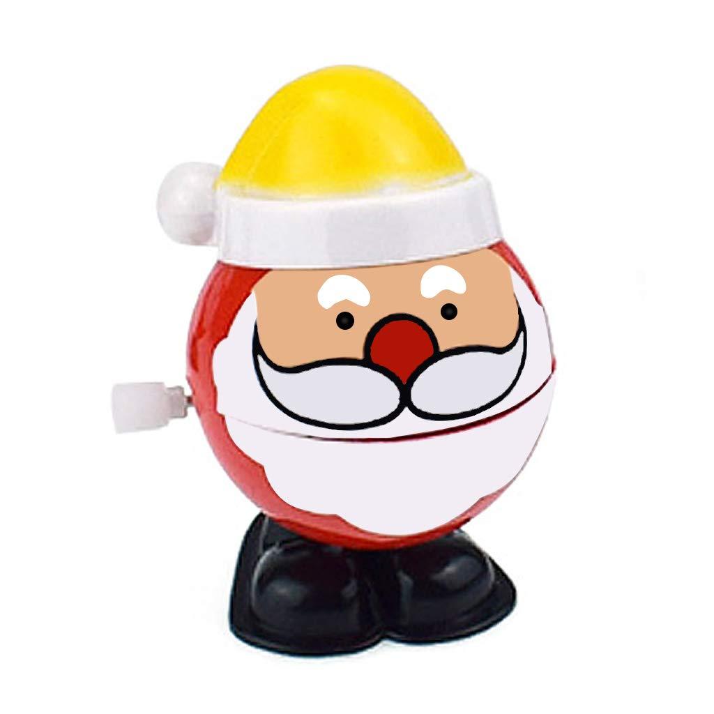 Fogun Chattering / Chomping Wind-up Toy Walking Weihnachtsmann Spielzeug Halloween Spielzeug , Farbe Zufällige Farbe Zufällige
