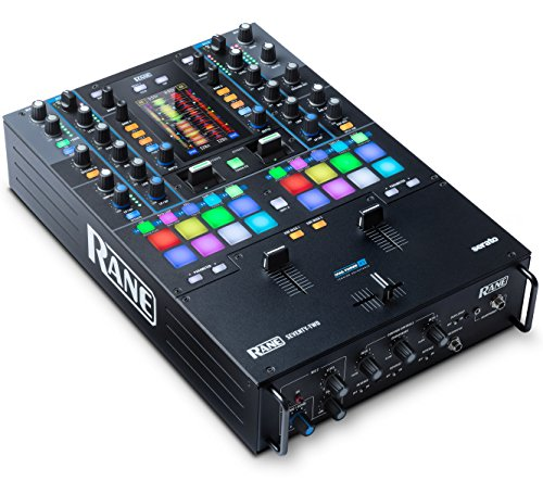 (RANE DJ Seventy-Two 2-Deck Performance DJ Mixer with Touch Screen )