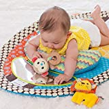 chanys Multifunctional Baby Playing Mat - Big Size Crawling Mat - Cute Cartoon Themed Playing Carpet - Practical Gift for All Kids