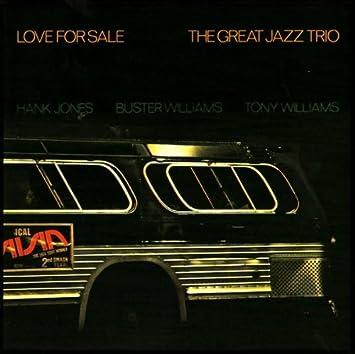 amazon love for sale great jazz trio ビバップ 音楽