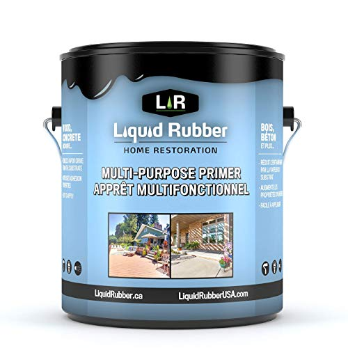 Liquid Rubber Multi-Purpose Non-Toxic Primer 1 Gal