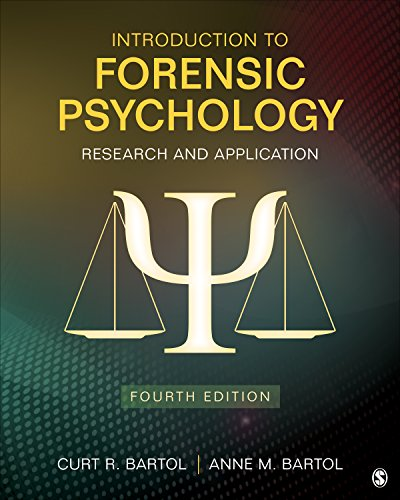 Download Introduction to Forensic Psychology: Research and Application Pdf