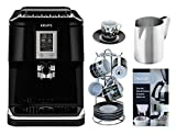 krups descaler - Krups EA88 Two-in-One Touch Cappuccino Machine Bundle. Includes Descaler, Frothing Pitcher and Ceramic 13-Piece Espresso Set