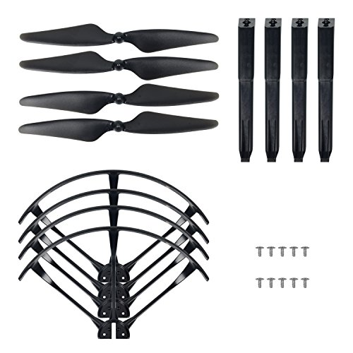 CreaTion VISUO XS809W XS809 XS809HC XS809HW Foldable RC Quadrotor Drone Replacement Spare Parts (MJX B3 Propeller)
