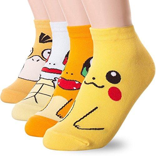 Womens Girls Cotton Blend Pokemon Characters product image