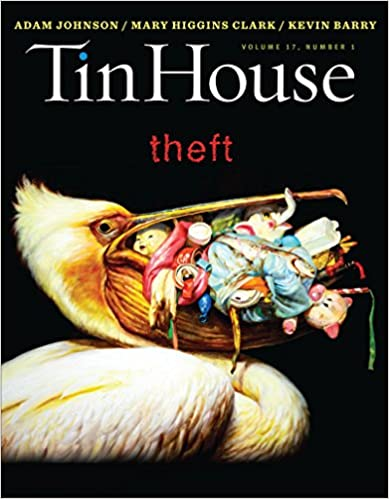 Book Tin House: Theft (Tin House Magazine)