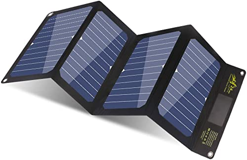 BigBlue Foldable Portable Solar Charger