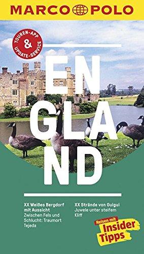 MARCO POLO Reiseführer England: Reisen mit Insider-Tipps. Inklusive kostenloser Touren-App & Events&News