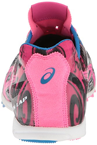 Asics Heren Gunlap Track And Field Schoen Roze Draak