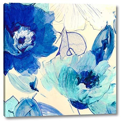 - Toile Fleurs II by Kelly Parr - 30