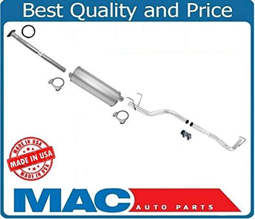 - Mac Auto Parts 39614 Toyota REG CAB T1 2 W/D 2.7L Muffler Exhaust System 38654 72 549