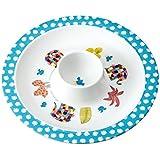 Elmer Egg Cup Multicolore