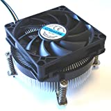 Cooljag CPU Cooler and Fan For Intel BOS-D2 (1156) PWM