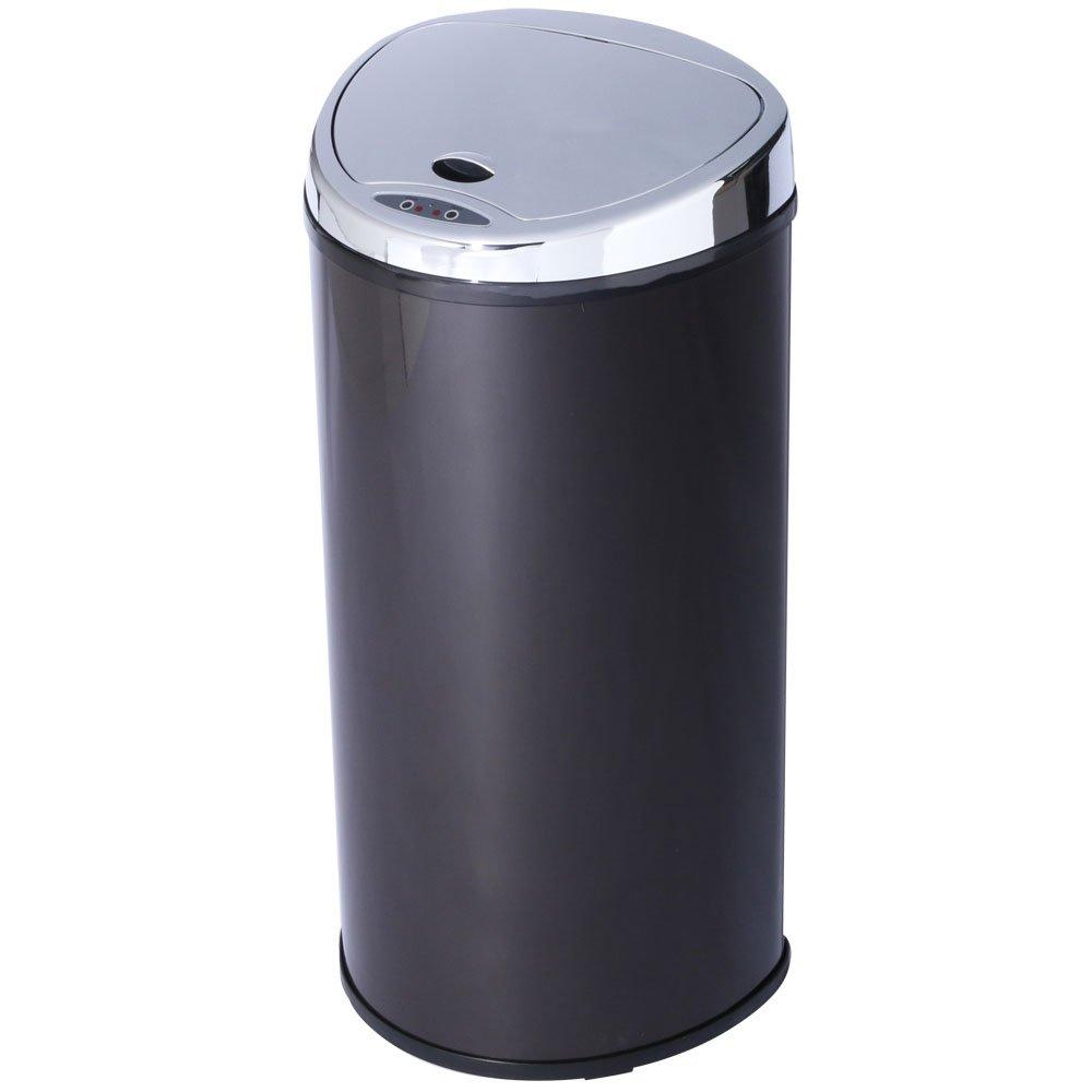 アイリスプラザ ゴミ箱 自動 開閉 センサー付 68L ブラウン B01N15AXNG 68L|ブラウン ブラウン 68L