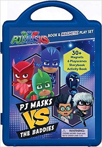 Pj Masks: Pj Masks Vs the Baddies: Amazon.es: Pj Masks: Libros en idiomas extranjeros