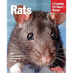 Rats (Barron's Complete Pet Owner's Manuals (Paperback)) by Carol Himsel Daly (2012-11-01) 3