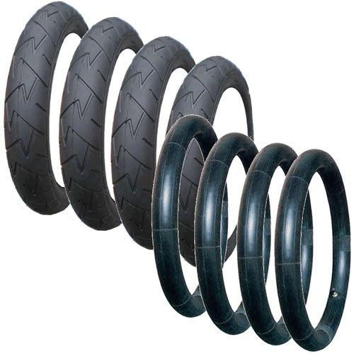 Mountain Buggy Duet Pushchair Tyre and Inner Tube Set Hota