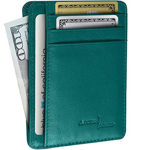 Genuine Leather Credit Holder Wallets