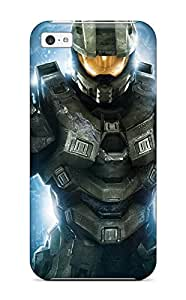 Perfect Fit ZqqLYZu882ABcqd Master Chief In Halo 4 Case For Iphone - 5c