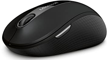 1a78e09488d Microsoft Wireless Mobile Mouse 4000 - Black: Amazon.co.uk ...