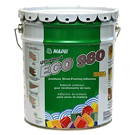 Mapei Ultrabond ECO 980 Wood Flooring Adhesive 3 5 Gallon
