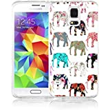 Galaxy S5 Case Viwell Samsung Galaxy S5 Case Laser Printing New Cool Gentleman