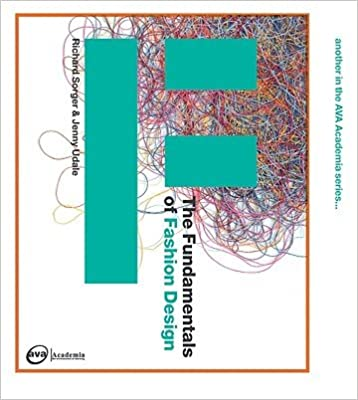 Book The Fundamentals of Fashion Design [FUNDAMENTALS OF FASHION DESIGN]