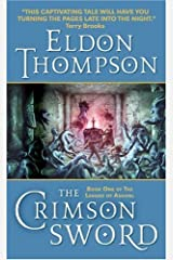 The Crimson Sword (Legend of Asahiel, Book 1): Book One of the Legend of Asahiel (The Legend of Asahiel Series)