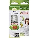OttLite 15ED12R 15-watt Edison HD CFL Swirl Bulb