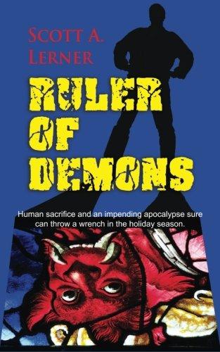 Image of Ruler of Demons (Samuel Roberts Thriller)