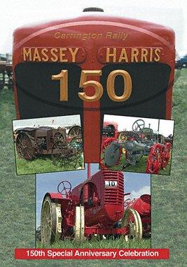 Massey Harris 150 DVD Massey Ferguson Plow