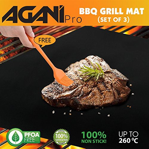 AganiPro Heat Resistant stick Grill product image
