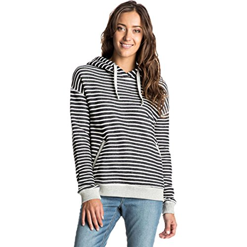 Roxy Striped Sweatshirt - 1