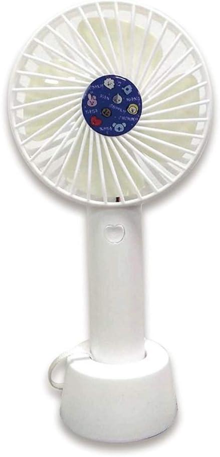 Fan Mini USB Charging Fan Compact Portable Office Desktop Fan Outdoor Small Fan Mini Portable Cooling Fan Color : 01