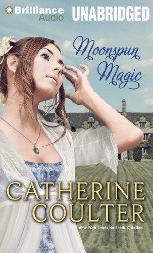 Moonspun Magic (Magic Trilogy) by Brilliance Audio
