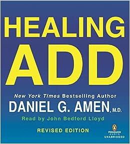 Book Healing ADD