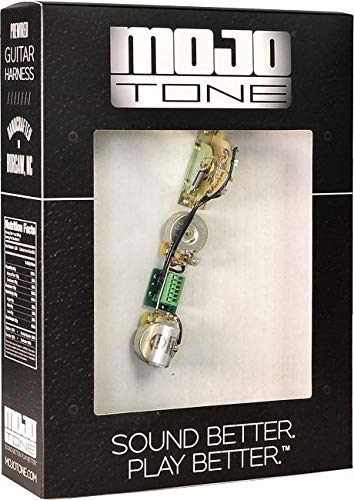 Mojo Tone Solderless Tele Wiring Harness - Standard