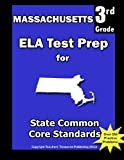 Massachusetts 3rd Grade ELA Test Prep, Teachers Treasures, 1482689464