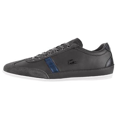 c428a56de77728 Lacoste Misano 33 SRM Dark Grey 43  Amazon.co.uk  Shoes   Bags
