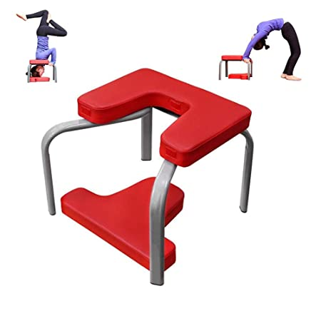 ZQQAZHH Taburete de Yoga, Silla Invertida multifunción ...