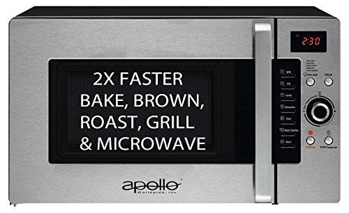 Apollo Countertop Ice Maker : Apollo Ultra Speed Convection Microwave Oven 1.2 Cu. Ft., Countertop ...