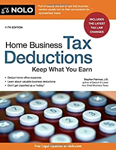 Home Business Tax Deductions: Keep What You Earn from NOLO