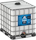 Bare Ground BG-275T All Natural Anti-Snow Liquid De-Icer in Professional Skidded Tote, 275 Gallons
