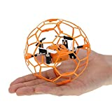 Haktoys-HAK901-Mini-Basketball-Style-Caged-Drone-24GHz-4-CH-3D-Flip-LED-RC-Quadcopter-with-6-Axis-Gyroscope