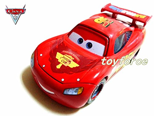 Mattel Disney Pixar Cars 2 Race Team Diecast Toy Lighting McQueen Loose New In Stock (Disney Pixar Costumes Australia)