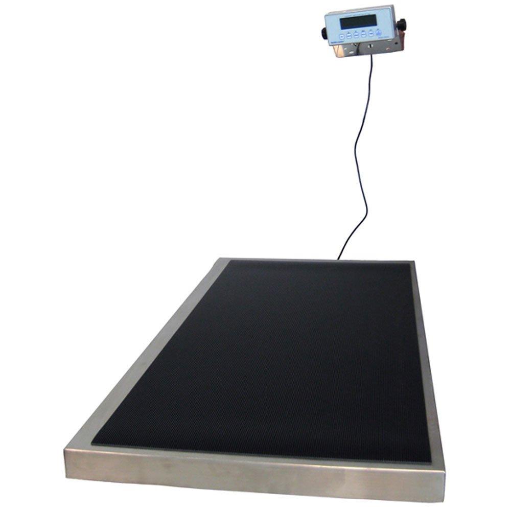 Health O Meter 2842KL Large Platform Digital Scale, Capacity 600 lbs., 42'' x 22¼'' Platform