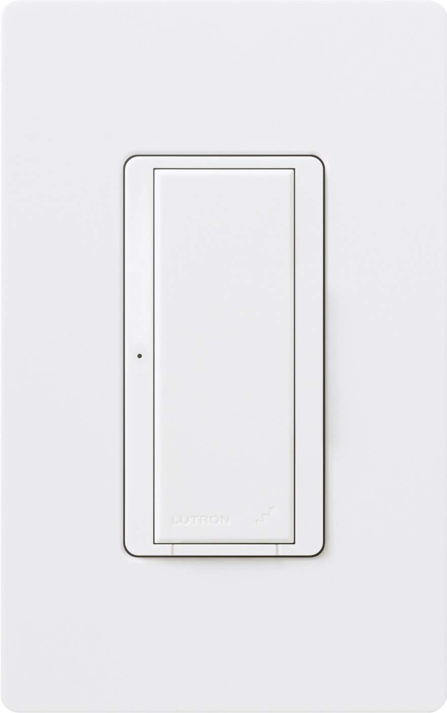 Amazon.com: Lutron RRD-8ANS-WH 120 Volt AC 1-Pole Electronic Dimmer Switch White: Electronics