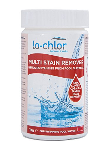 Lo-Chlor - Quitamanchas para Piscinas (1 kg): Amazon.es: Jardín
