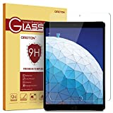 OMOTON Screen Protector for iPad Air 3 10.5 inch 2019 / iPad Pro 10.5 inch - Tempered Glass/Apple Pencil Compatible/Scratch Resistant