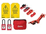 MasterLock Electrical Lockout / Tagout Kit